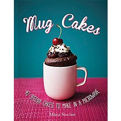 Debenhams - Mug cakes book