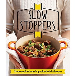 Debenhams - Slow stoppers book
