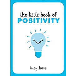 Debenhams - Little book of positivity book