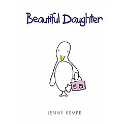 Debenhams - Beautiful daughter book