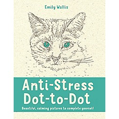 Debenhams - Anti stress dot to dot book