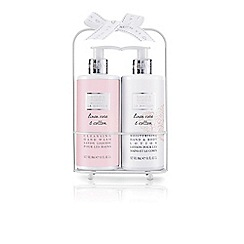 Baylis & Harding - La Maison Linen Rose & Cotton Luxury Hand Wash Set