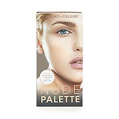 Academy of Colour - Nude Eyeshadow Palette