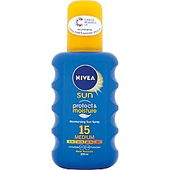 Nivea - Sun spray SPF 15 200ml