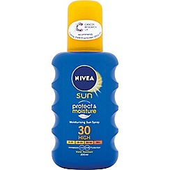 Nivea - Sun spray SPF 30 200ml