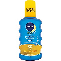 Nivea - Sun spray invisible protection SPF 30 200ml