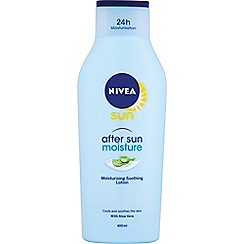 Nivea - Sun aftersun lotion 400ml