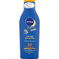 Nivea - Sun kids baby lotion SPF 50+ 200ml