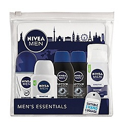 Nivea - Mens travel essentials