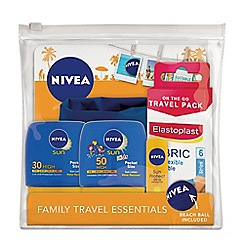 Nivea - Family travel essentials