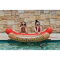 NPW - Inflatable Hawt Dawg Pool Float