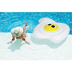 NPW - Inflatable Fried Egg Float
