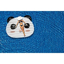 NPW - Inflatable Panda Face Pool Float