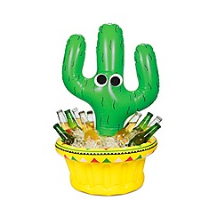 NPW - Inflatable Cactus Drinks Cooler Pool Float