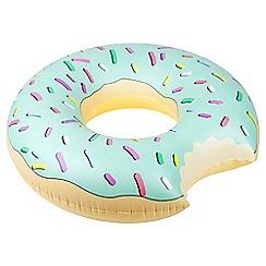 Mr & Mrs Jones - Inflatable Donut Mint Pool Float