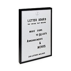 Gama Go - White letter board