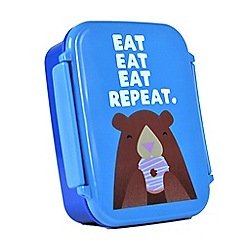 Jolly Awesome - Eat Repeat lunch box