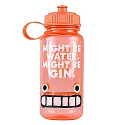 Jolly Awesome - Might Be Water water bottle
