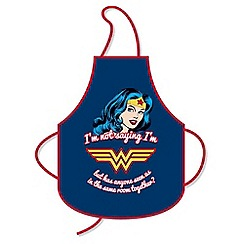 DC Super Hero Girls - Wonder Women classic humour apron