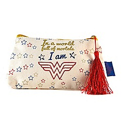 DC Super Hero Girls - Wonder Women Stars cosmetic bag
