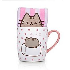 Pusheen - Pusheen mmallow mug and socks set
