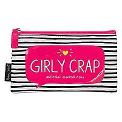 Happy Jackson - Girly crap handy case