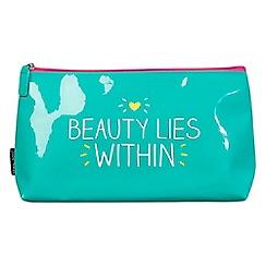 Happy Jackson - Beauty lies within wash bag