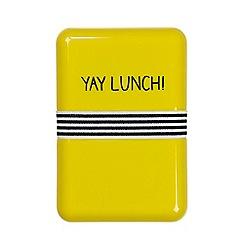Happy Jackson - Yay lunch box