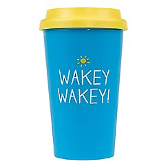 Happy Jackson - Wakey wakey travel mug