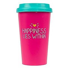 Happy Jackson - Start every day travel mug