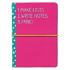 Happy Jackson - Sticky notes notebook set