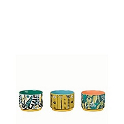 Wild & Wolf - V&A tealight holder set of 3