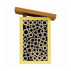 Wild & Wolf - Thoughtful gardener bee house