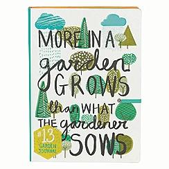 Wild & Wolf - Thoughtful gardener garden journal