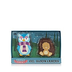 Debenhams - Frosty friends duo handwarmers