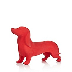 Debenhams - Sausage dog giant eraser