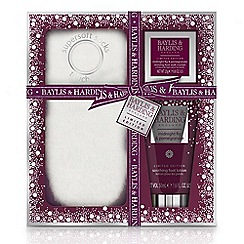 Baylis & Harding - Midnight Fig and Pomegranate Festive Feet Gift Set