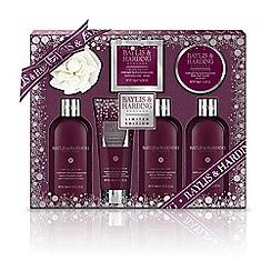 Baylis & Harding - Midnight Fig and Pomegranate Ultimate Bathing Gift Set