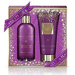 Baylis & Harding - Wild Blackberry and Apple Bathing Essentials Set