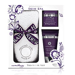 Baylis & Harding - Patchouli and Ylang Ylang Festive Feet Gift Set