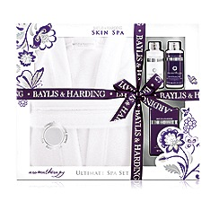 Baylis & Harding - Patchouli and Ylang Ylang Luxury Dressing Gown Set