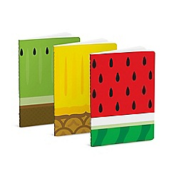 Mustard - Froot notebook
