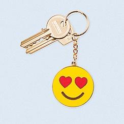 DOIY - Emoji in love keyring