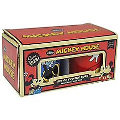 Half Moon Bay - Mickey & minnie egg cups set