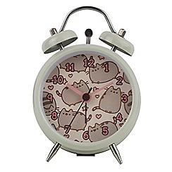 Pusheen - Mini twin bell clock