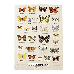 Gift Republic - Butterfly Tea Towel