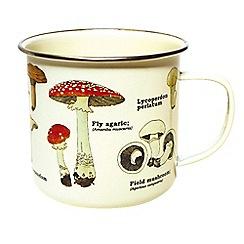 Gift Republic - Mushroom Enamel Mug