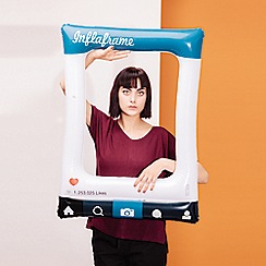 DOIY - Inflatable photo frame