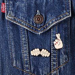 DOIY - Pinaholic - hands pins