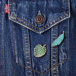 DOIY - Pinaholic - leaves pins